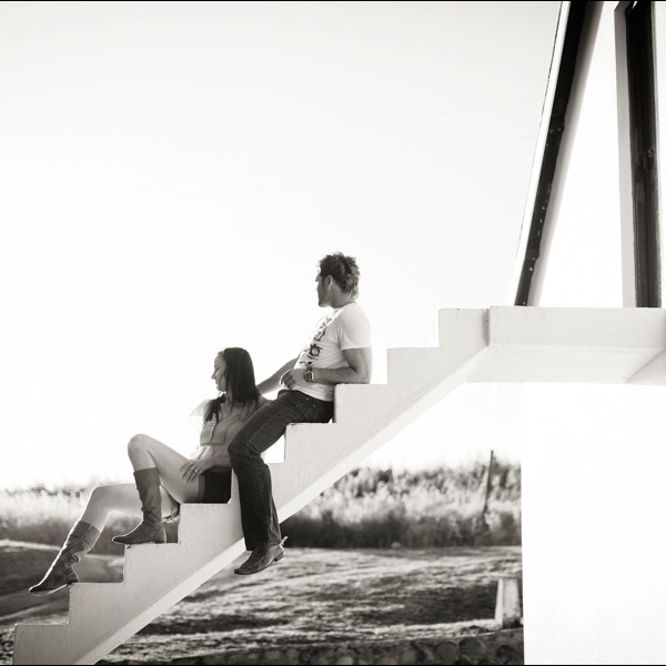 Dirk & Michelle - Neethlingshof Engagement Shoot