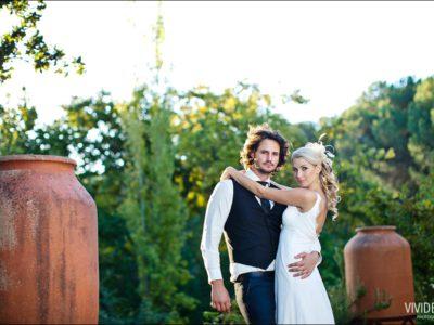 Jacques & Elmarie - Vintage wedding - Langverwagt