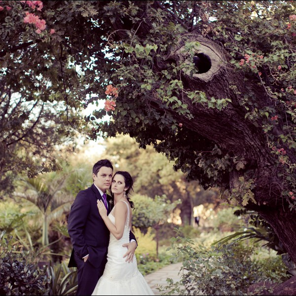 Top Billing Win a Wedding - Riaan & Anel - Rhebokskloof