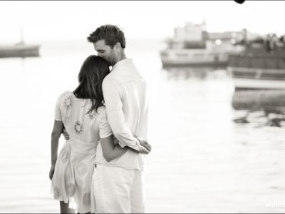 Chris & Kirsten - Sunrise Shoot - Kalkbay