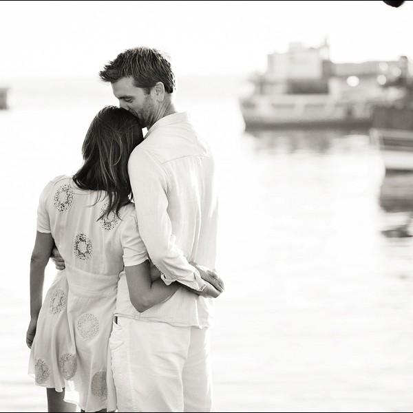 Chris & Kirsten - Sunrise Shoot - Kalkbay