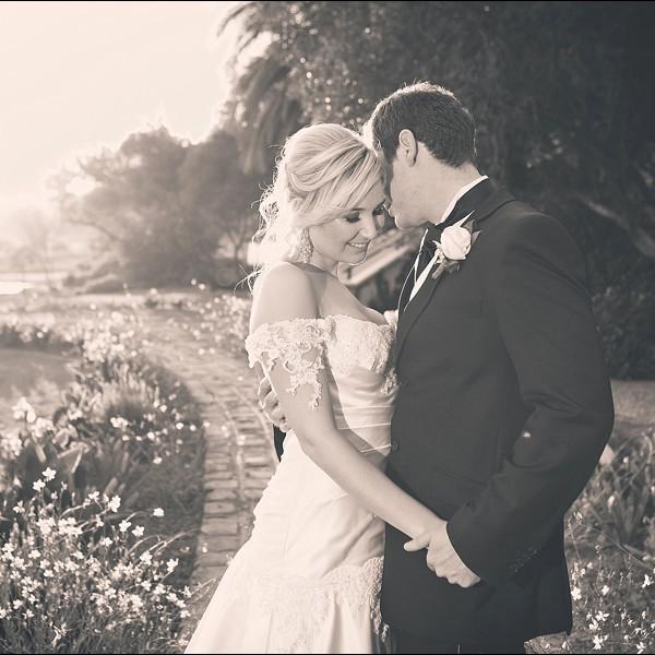 Giuam & Tanja - Elegant affair - Diemersfontein