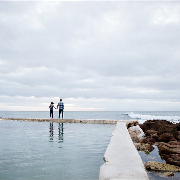 Jeffrey & Anna - Sunrise Engagement Shoot - Kalkbay