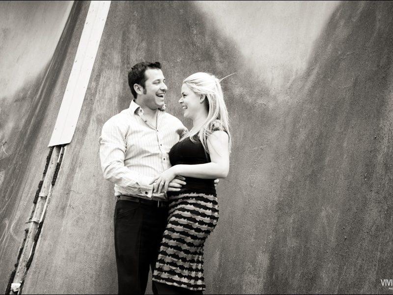 Eberhard & Janine - Engagement shoot - Durbanville