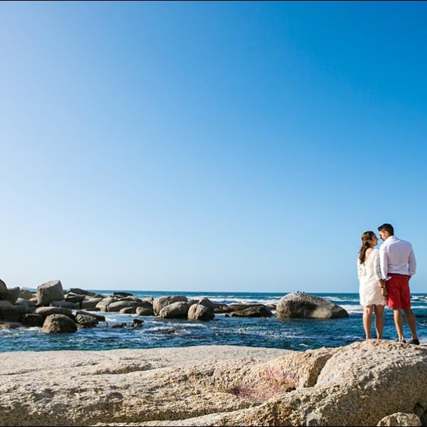 Limia & Ahmed - Oudekraal - Engagement Shoot