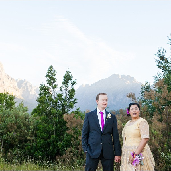 Stuart & Prilosha - Molenvliet -  Colourful Wedding