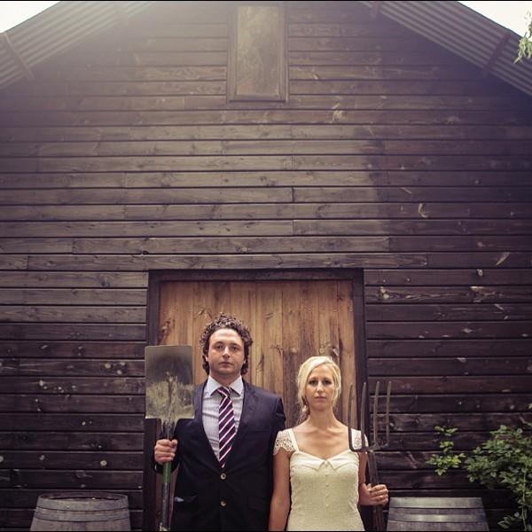 Hunter & Nelia - Rockhaven - Fantastiese Troue