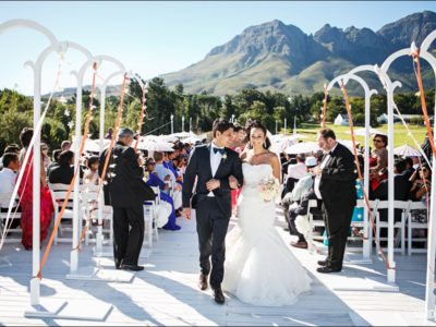 Ahmed & Limia - Lourensford - Wedding