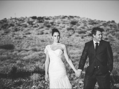 Louis & Christa - Wedding - Upington