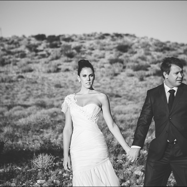 Louis & Christa - Wedding - Upington