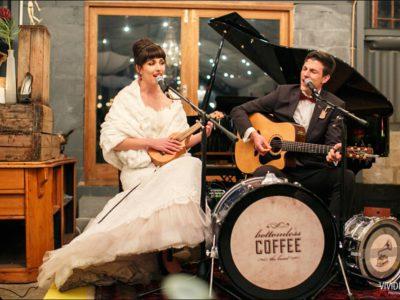 Lourens & Esté - Bottomless Wedding - Festa