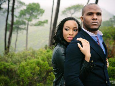 Sam & Kiki - Engagement shoot - Cape Town