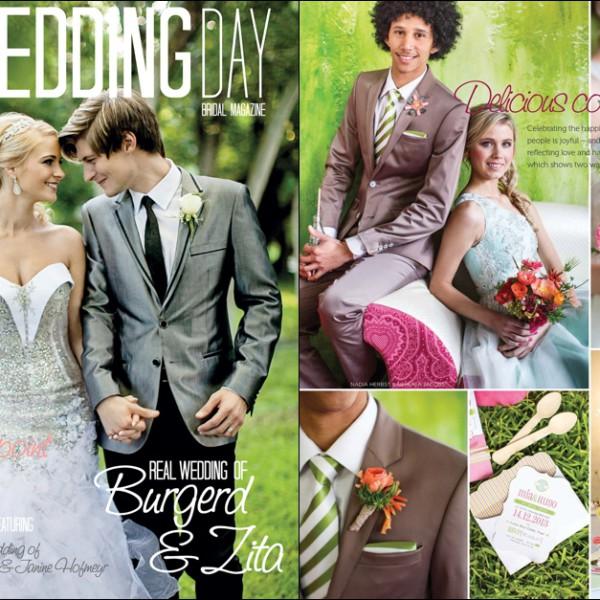 Magazine Feature: My Wedding Day - Styles Shoot
