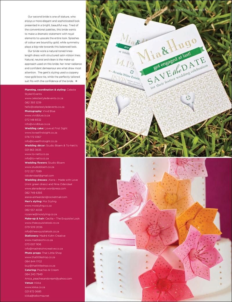 My Wedding Day, Magazine Feature: My Wedding Day – Styles Shoot, Vivid Blue Photography & Video, Vivid Blue Photography & Video