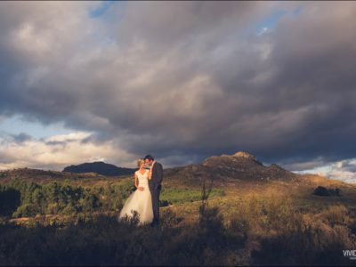 Nelis & Jana - Franschhoek Wedding