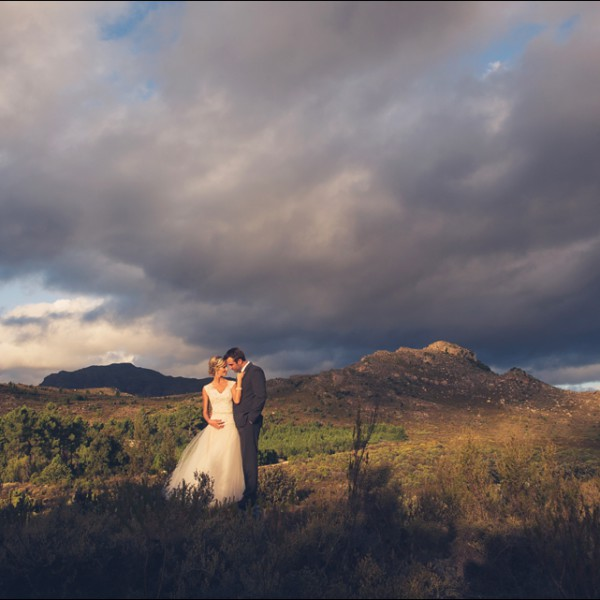 Nelis & Jana - Franschhoek Wedding