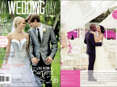 Magazine Feature: My Wedding Day