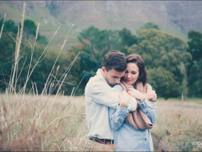 Marnus & Michélene - Couple Shoot - Jonkershoek