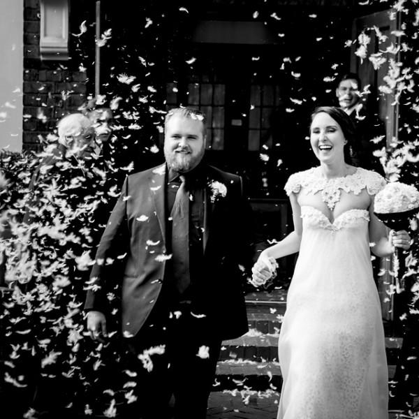 Johan & Natalie - Molenvliet Wedding