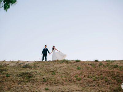 Marnus & Michelene - Wedding at Kleinevalleij