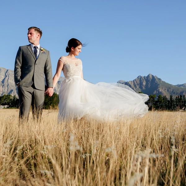 Ashanti Estate - Hayden & Gina - Wedding