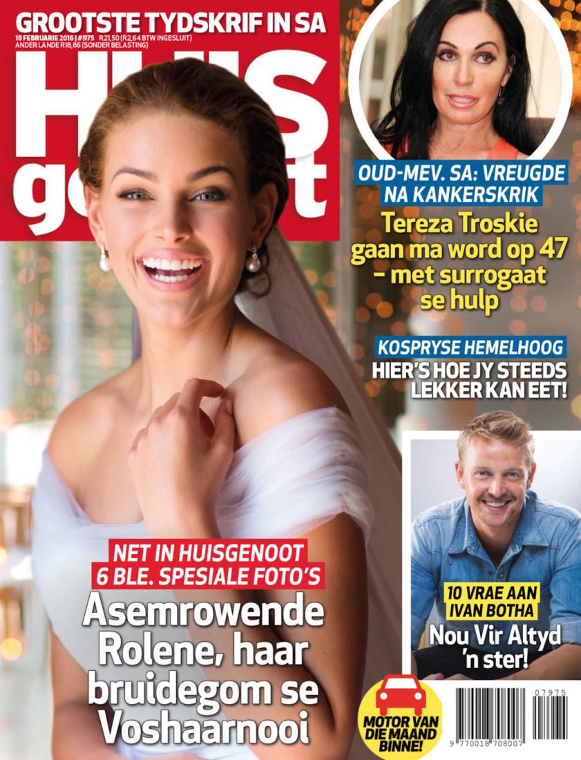 Rolene Strauss, Rolene Strauss & D'Niel – Wedding – Huisgenoot Magazine Feature, Vivid Blue Photography & Video, Vivid Blue Photography & Video