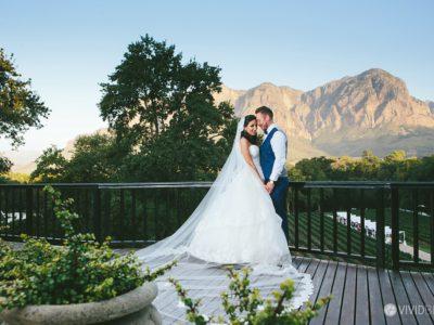 Anthony & Bahaneh - Wedding - Molenvliet