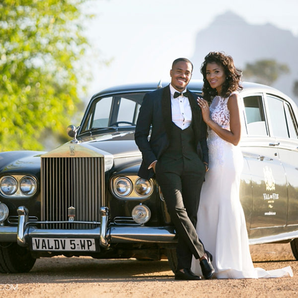 Siya & Luyanda - Wedding Video - Val de Vie Estate