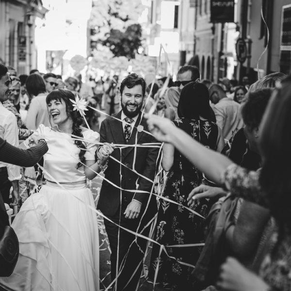 Laura & Don - 91 Loop Street - Wedding